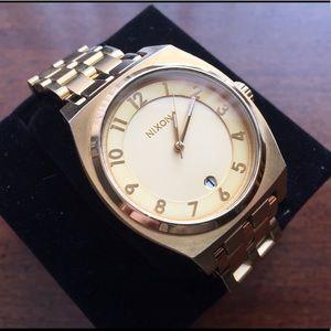 Nixon 'The Monopoly' watch 40mm